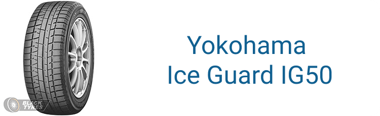 Yokohama Ice Guard IG50