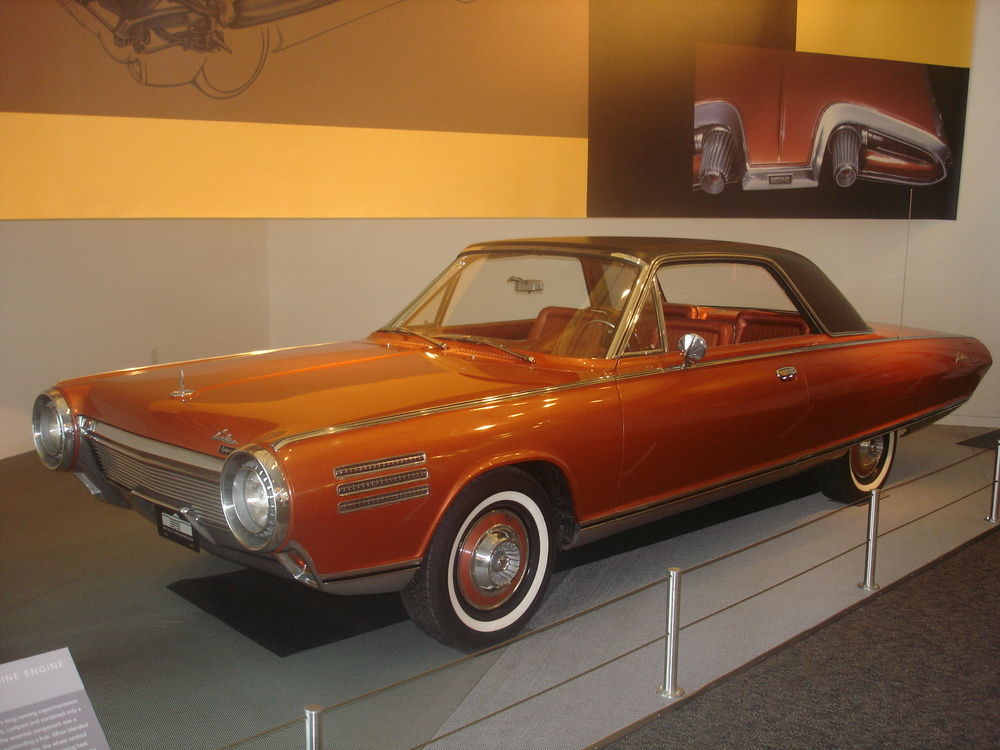 Chrysler Turbine 1963