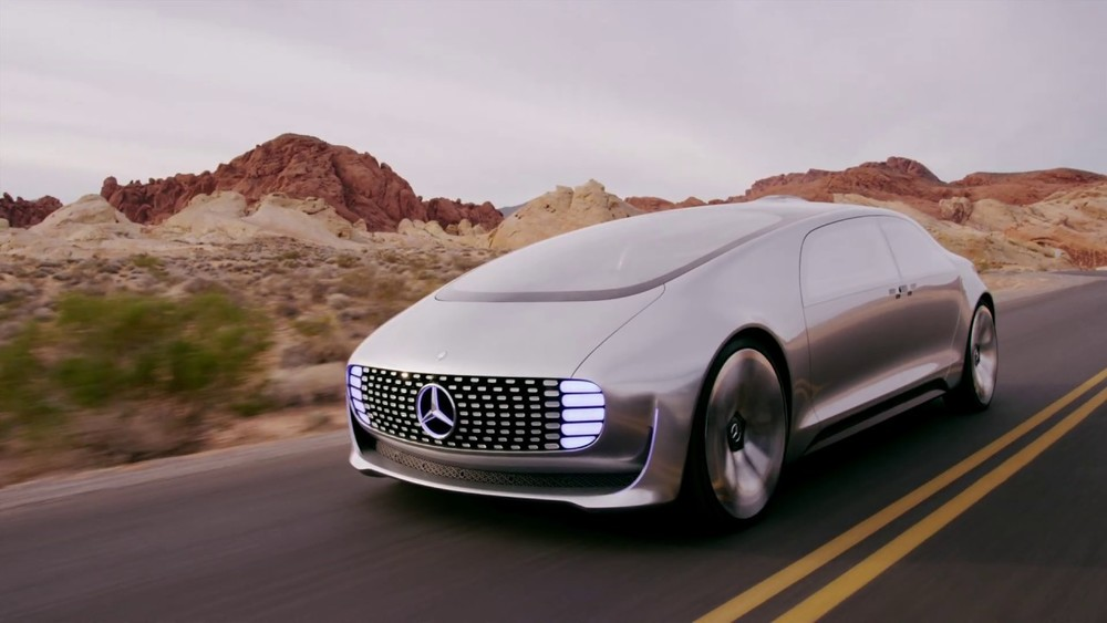 Mercedes-Benz F015 Luxury