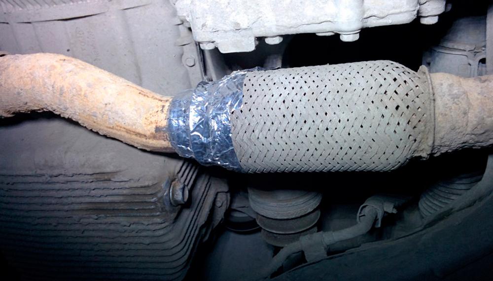 Чем обмотать трубу выхлопную: Термолента для глушителя. Для чего нужно обматывать – 403 — Доступ запрещён — VPM — Автозапчасти для иномарок