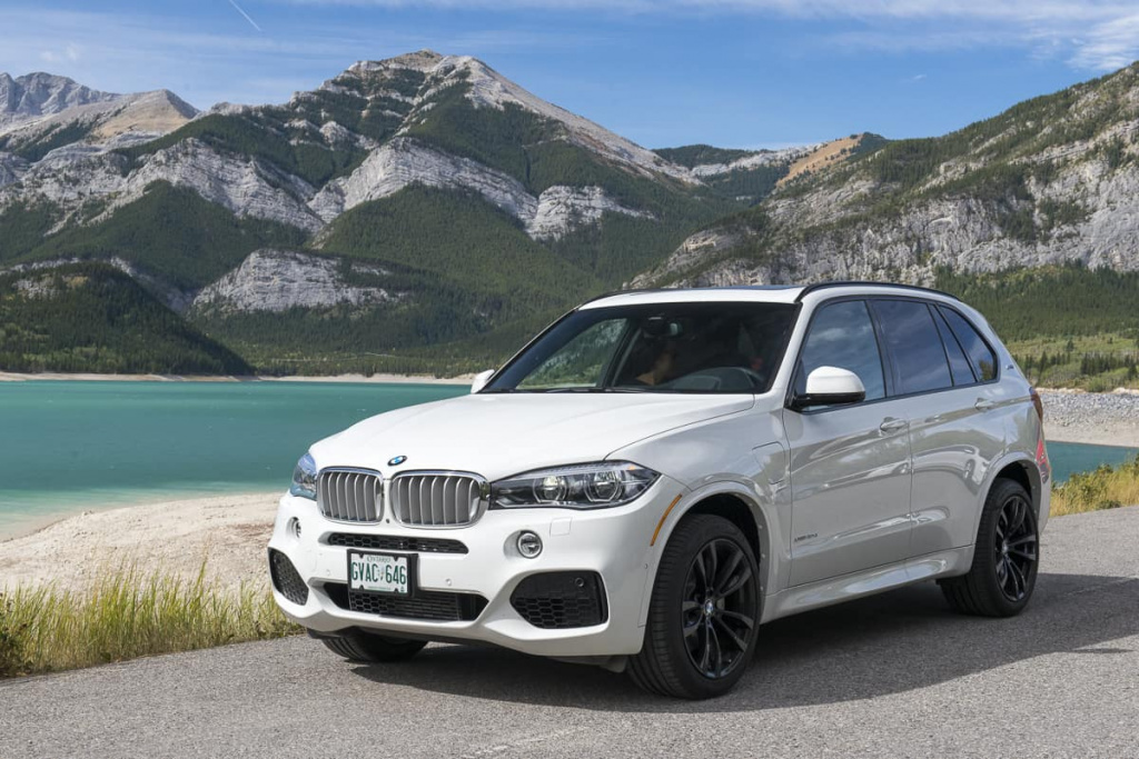 BMW X5 40e iPerformance
