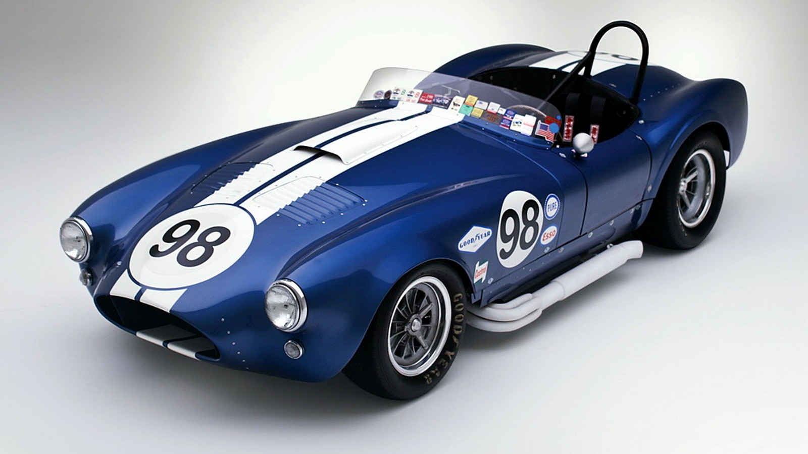 Shelby Cobra 427 Flip-Top Prototype (CSX 2196)