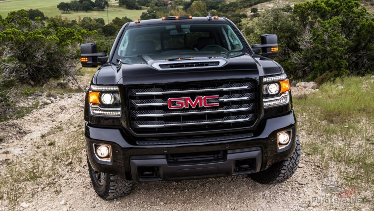 Внедорожник GMC Sierra HD All Terrain X